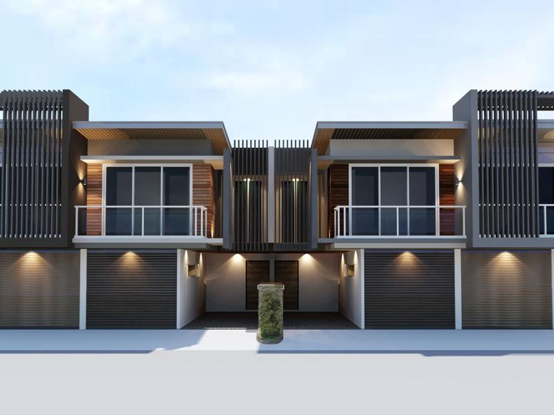 Brand New! Affordable Luxury Townhouse with Bushland Backdrop