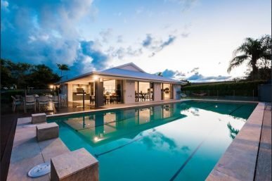 SINGLE LEVEL 6-STAR RESORT STYLE SANCTUARY IN MERMAID WATERS (Ray White Broadbeach)