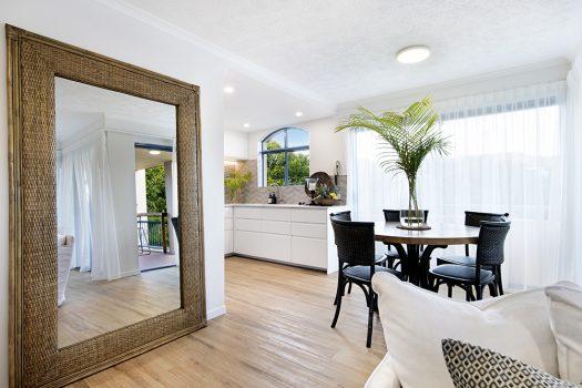 Flawless 'Luxe Bahama' style Abode! (Ray White Broadbeach)