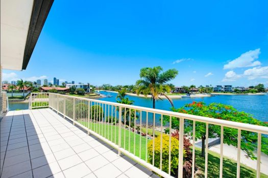 PRIME POSITION, ENDLESS POTENTIAL ON SPRAWLING 1176M2 WATERFRONT BLOCK (Ray White Broadbeach)