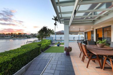 SERENE, SPACIOUS FAMILY HOME IN SOUGHT AFTER BROADBEACH WATERS (Kollosche Prestige Agents)