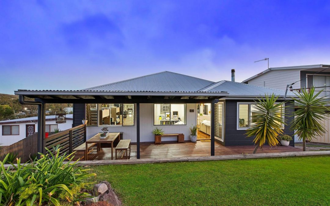 Meticulously Renovated High-Set Modern Family Home (LJ Hooker Bateau Bay)