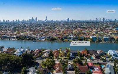 Magnificent European Inspired Entertainer, North to Main River with Skyline Views (Ray White Broadbeach)