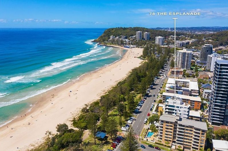 Burleigh's best-kept secret: 200m2 beach-house living + 200m2 ground floor patio in a boutique apartment building (Burleigh Property Sales)