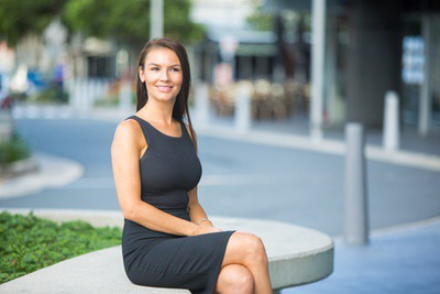 Behind the Sold Sign: Hayley Wood, Ray White Broadbeach.