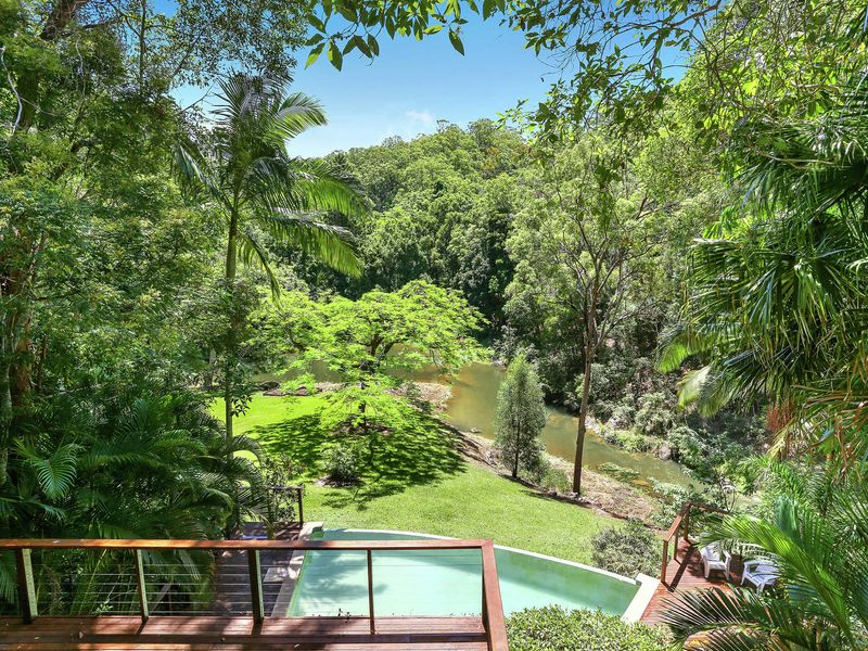 2.5 Acre secluded rainforest sanctuary – Only 10 minutes to the beach. (McGrath Palm Beach)