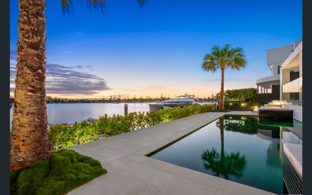 Luxury Gold Coast home written by property copywriter