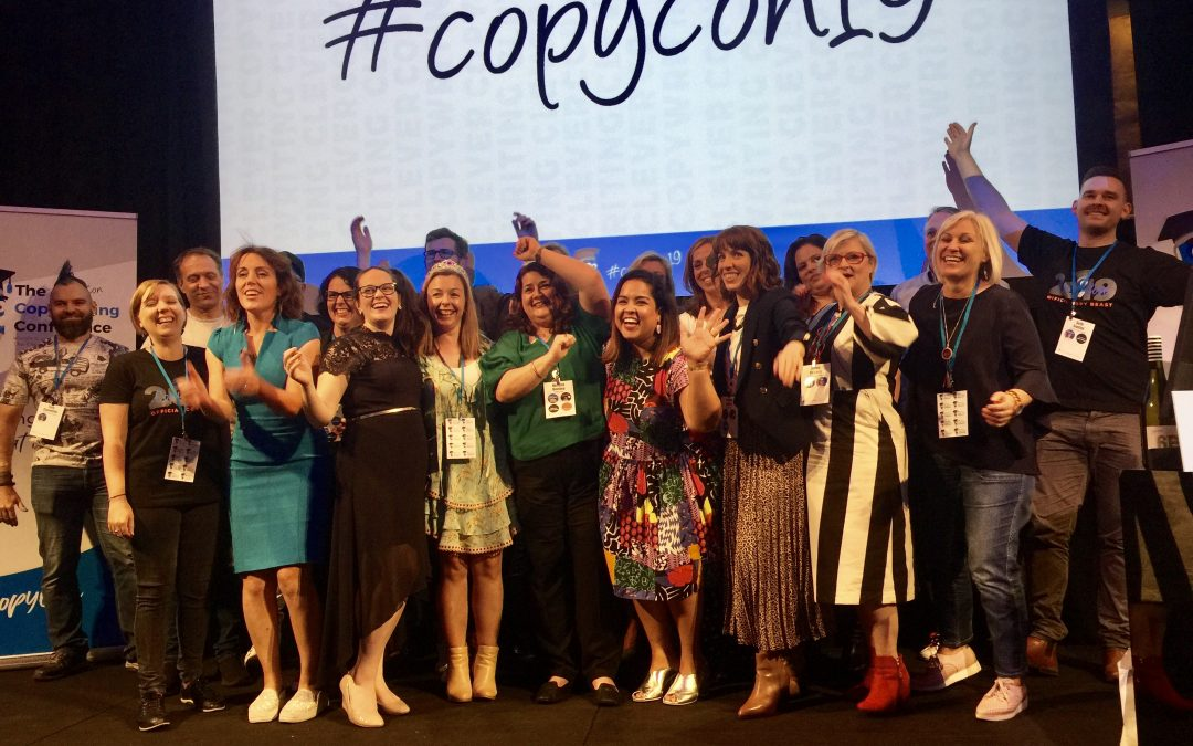 CopyCon and the importance of community over competition