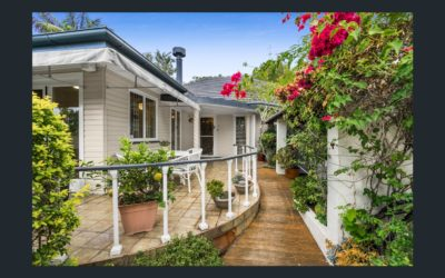 Charm, Character and City Views in Tarragindi's Most Exclusive Street (Reg Strow Real Estate)