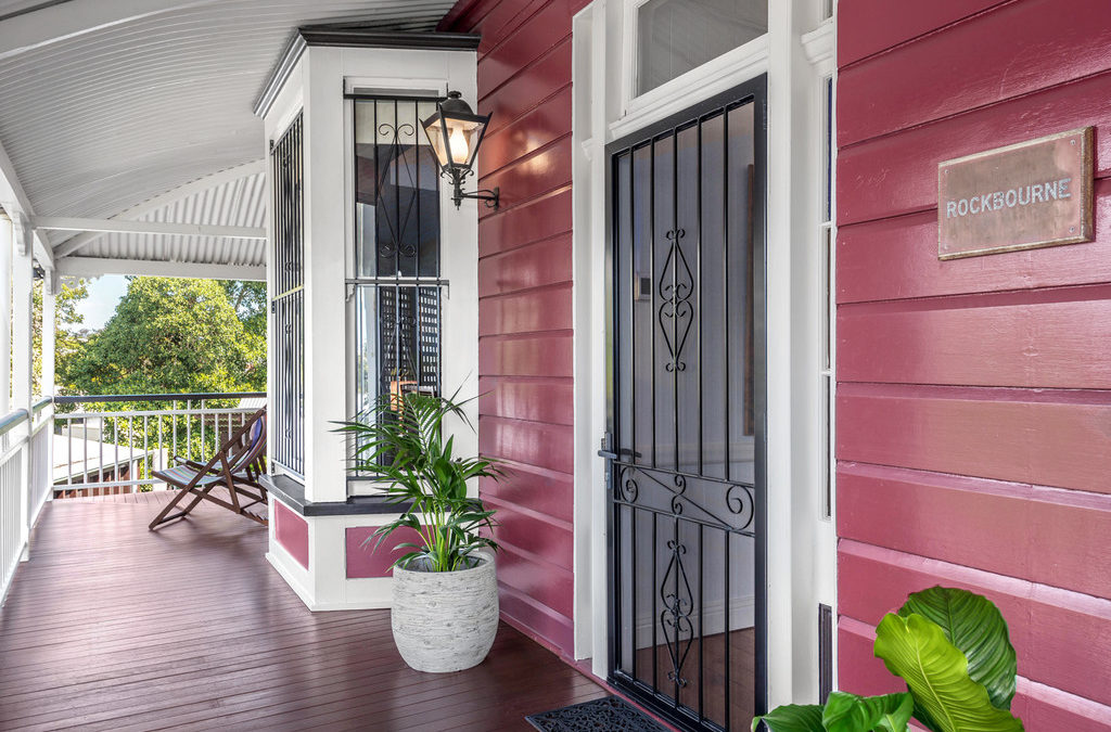Rockbourne: A Historic, Inner-city Haven (QLD Sotheby's International Realty).