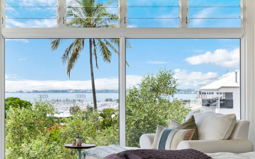Magnificent, multi-level Masterpiece with Majestic Bayside Views (QLD Sotheby's International Realty)