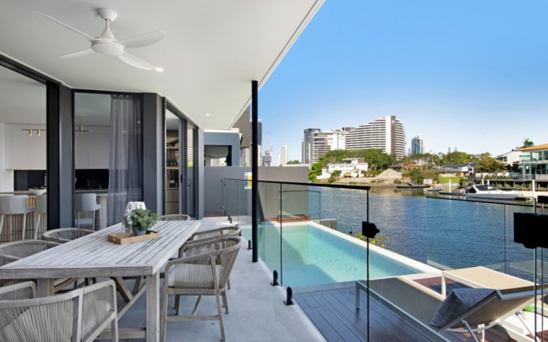 Point Position, Luxury Villas with 180° Views from the Rooftop Terrace (Kollosche)