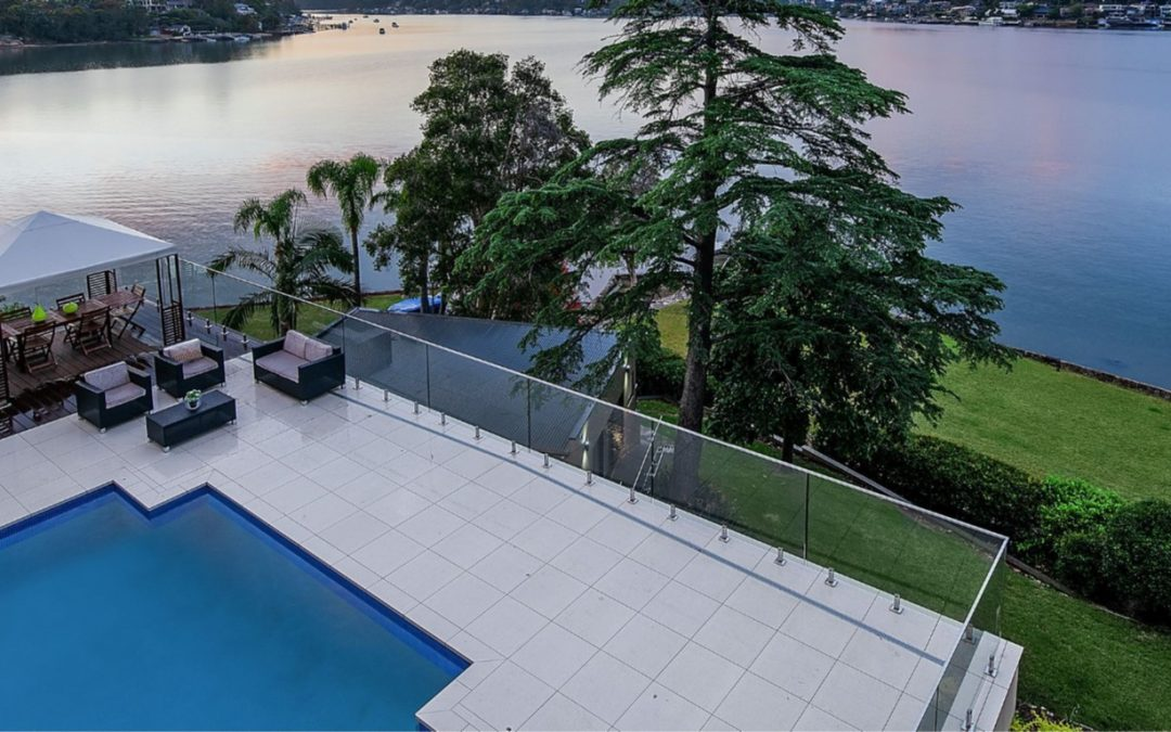 Magnificent Georges River masterpiece on a 1,568sqm, north-facing block (DJW Property)