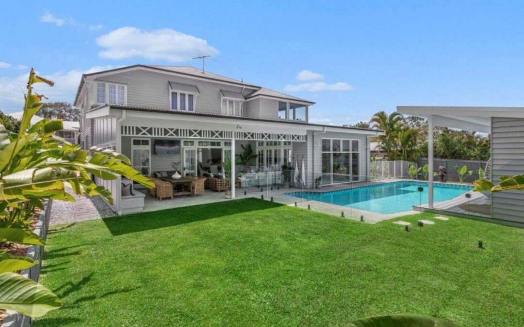 Relaxed Coastal Style Living in Clayfield (QLD Sotheby's International Realty)