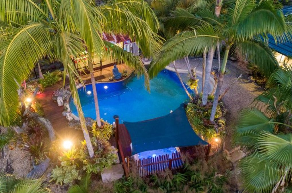Tropical Tallebudgera Oasis on almost 2 Lush Acres (Brendan Andrews)