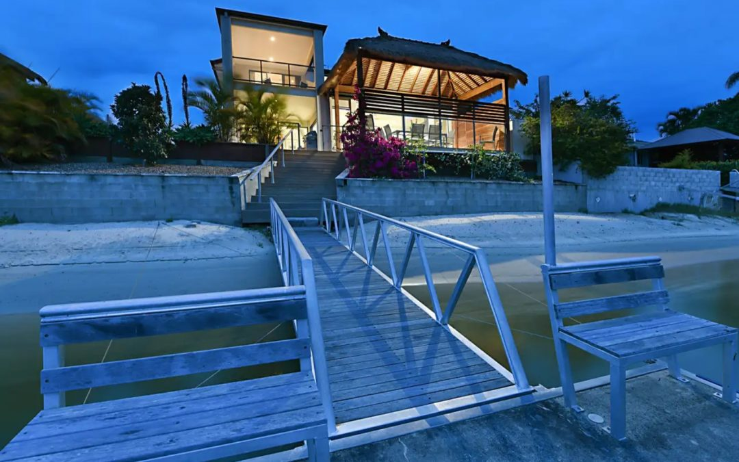 North Facing, Waterfront Entertainer with Superb Skyline Views (Ray White Broadbeach)