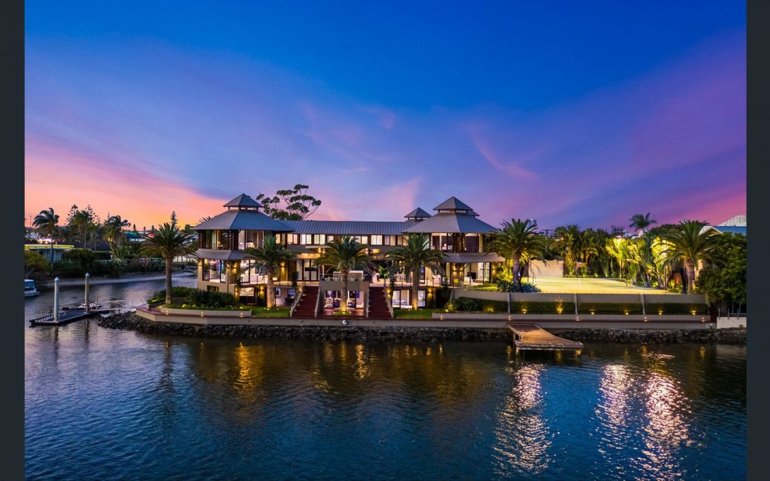 """""""Riverpoint"""":  The Pinnacle of Luxury Waterfront Living and Entertaining"""