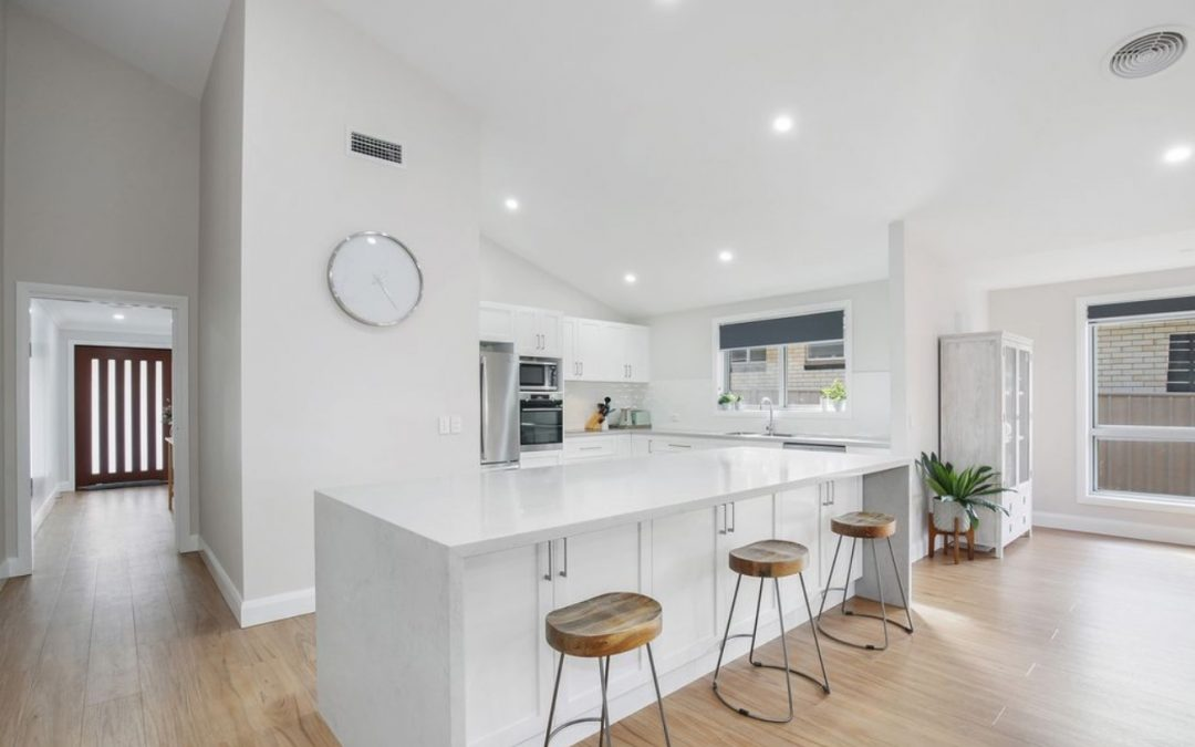 The New High Standard in Modern Living (Laing + Simmons)