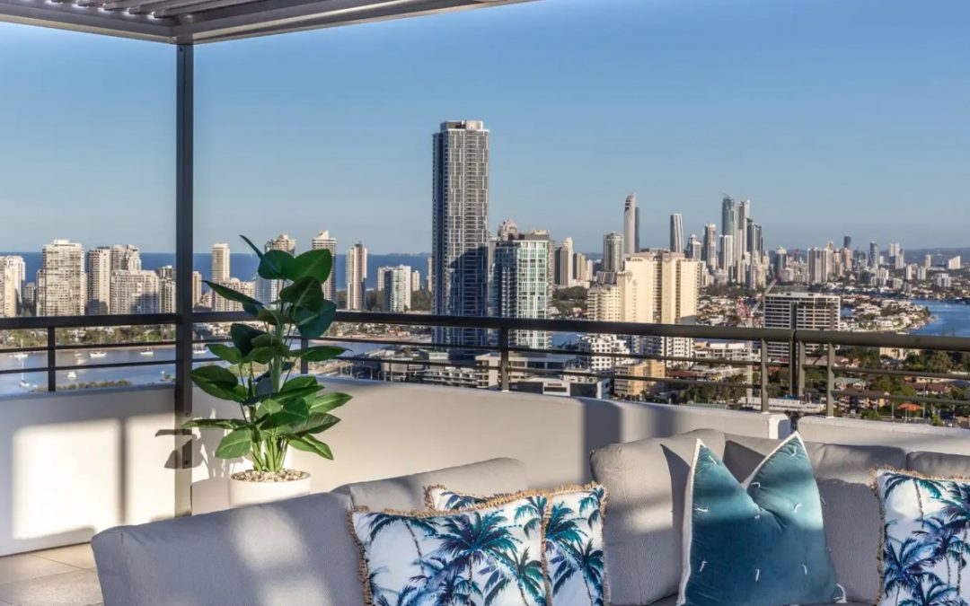 97m² Full Floor Penthouse with Iconic & Uninterrupted Views (Ray White Broadbeach)