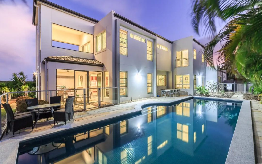 North-Facing, Wide Waterfrontage in an Exclusive Gated Estate (Ray White Broadbeach)