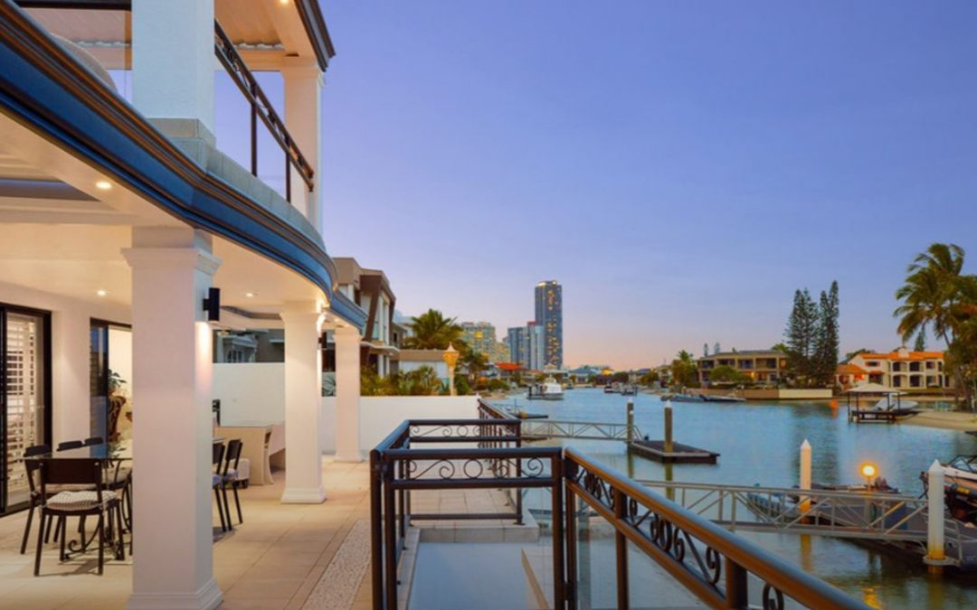 Timeless Luxury In Exclusive Paradise Waters (Harcourts Coastal)