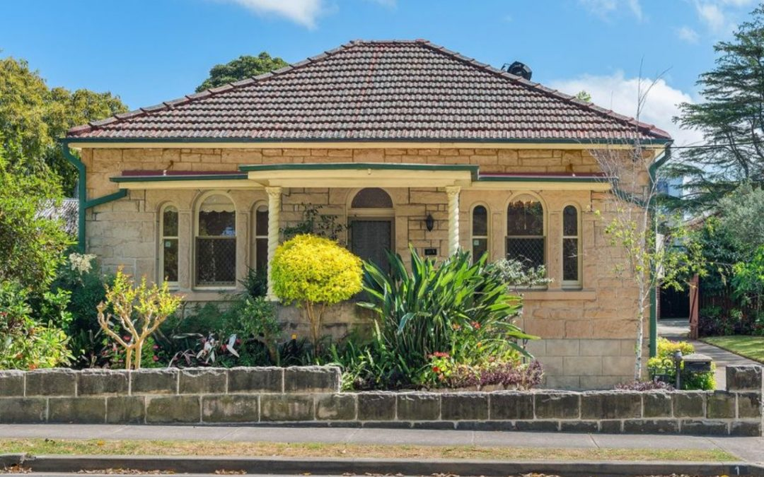 Turn of the Century Traditional Stone Cottage with Dual Lots 37 & 38 and Enticing Potential (DJW Property)