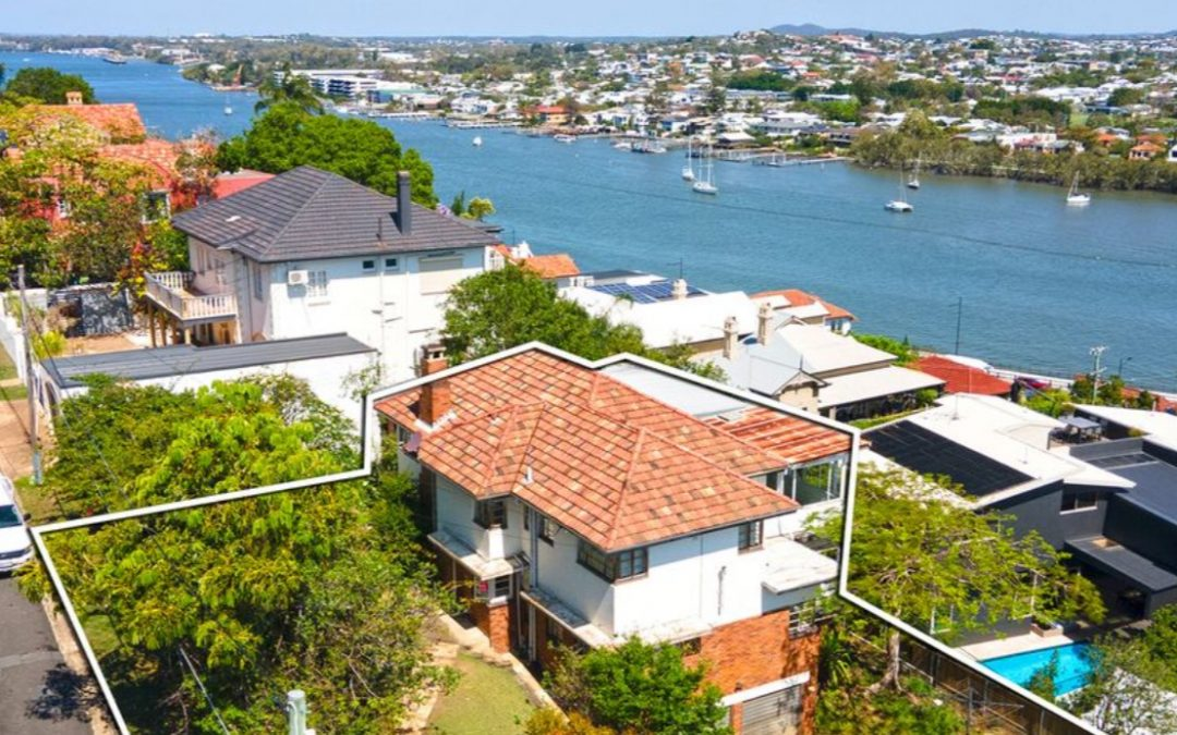 Rare and Enticing Property Opportunity on Arguably Brisbane's Best Street (Elever)