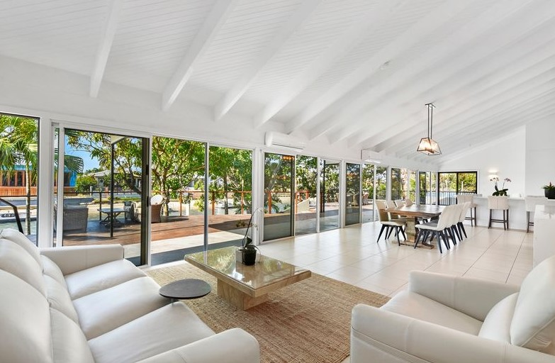 Generous North Facing Waterfront on Point Position (Ray White Broadbeach)