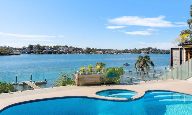 Grandstand Water Views and the Perfect Entertainer's Paradise (DJW Property)
