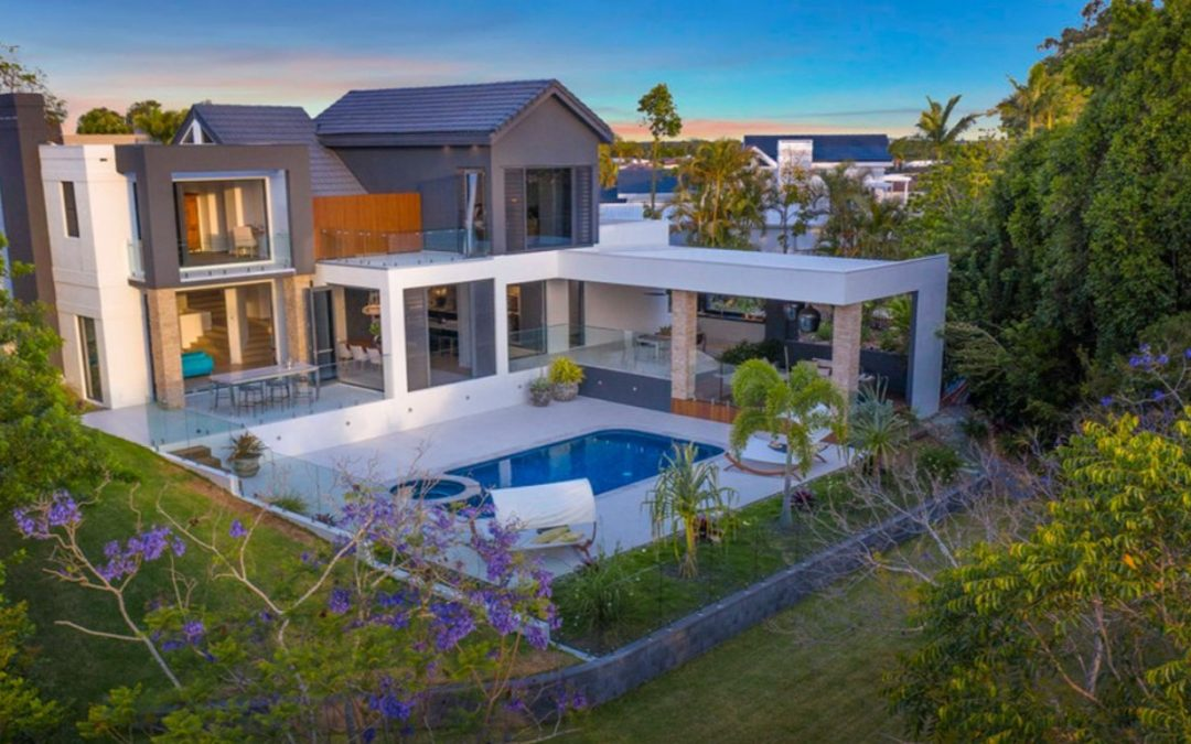 Unique and Unrivalled Modern Masterpiece (Harcourts Coastal)