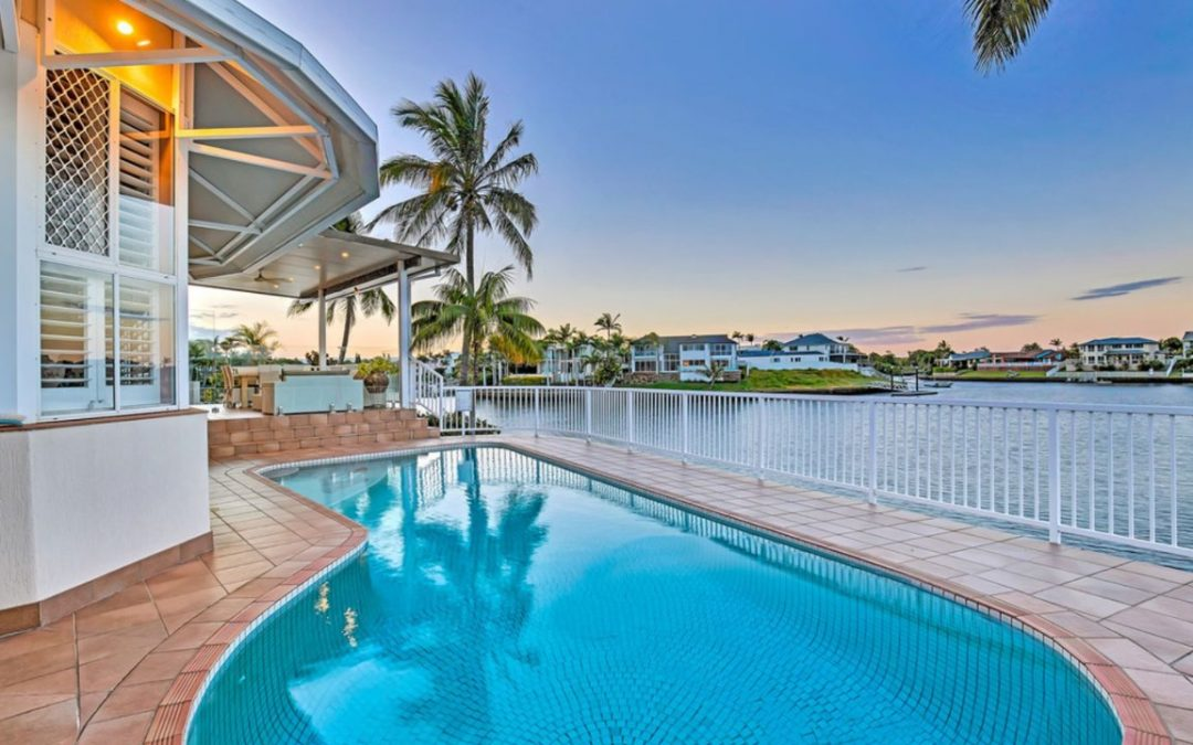 Architecturally Designed North Facing Waterfront (Harcourts Coastal)