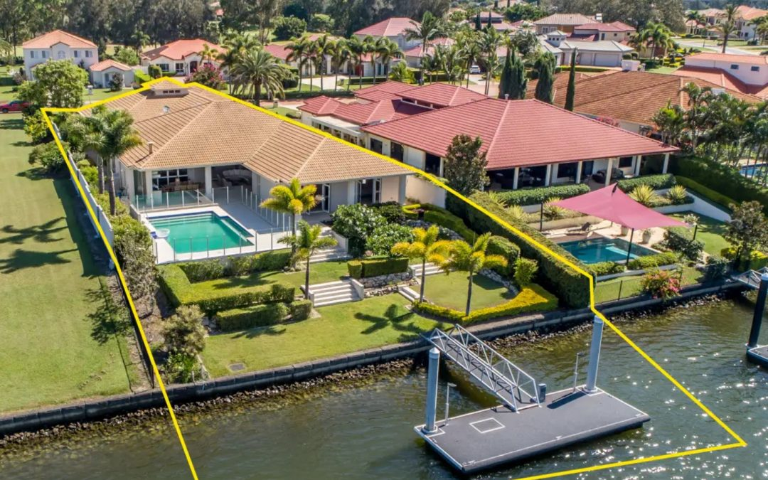 Timeless Masterpiece North-Facing to Water on Large 1618m² Block (Ray White Broadbeach)
