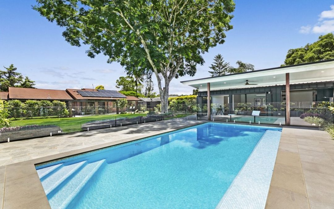 Peaceful, Modern Paradise with an Impressive Pool House/Guest Studio! (PRD)