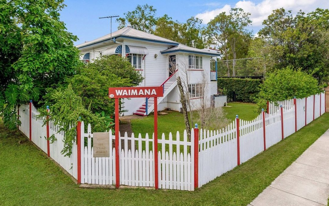 Character and Charm on the Doorstep of Kalinga Park (QLD Sotheby's)