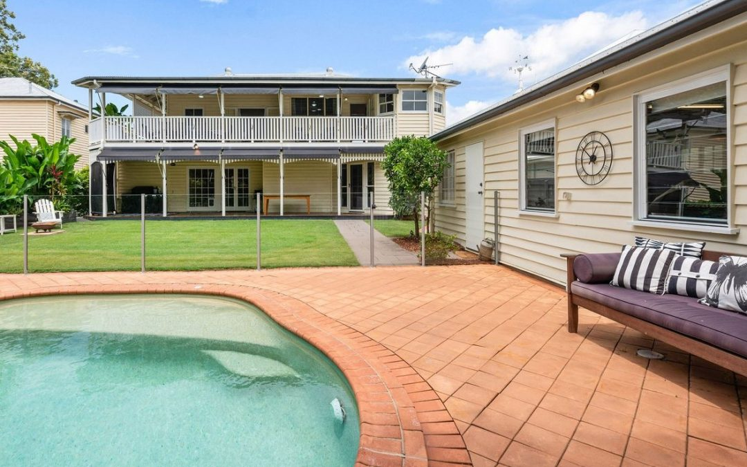 Quintessential Family Queenslander – Embrace a Life Well Lived (QLD Sotheby's International Realty)