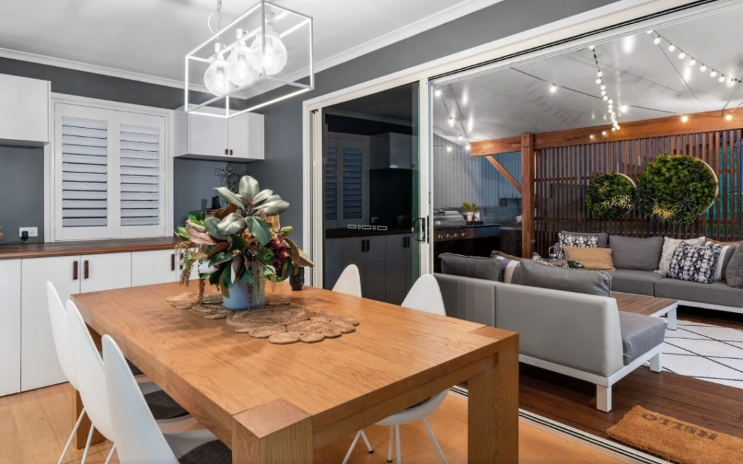 Contemporary Character and Charm with Glittering City Views (QLD Sotheby's)