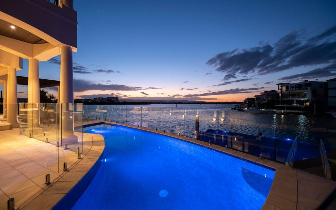 Exquisite Point Position Entertainer with Uninterrupted Broadwater Views (Ray White Surfers Paradise)