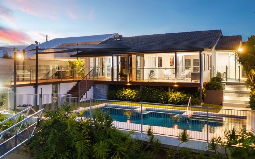 East-facing Renovated Elegance with Wide Water Vistas (Harcourts Coastal)