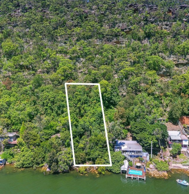 Build Your Secluded Rural Retreat Here! (Riverfront Real Estate)