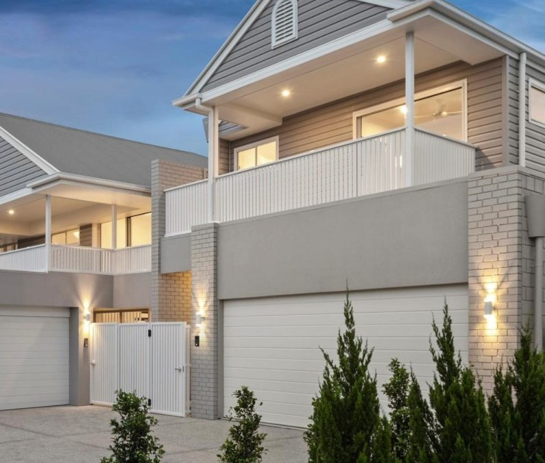 Brand new, Hampton's Inspired Two-Storey Duplex with Flawless Finishes (McGrath Paradise Point)