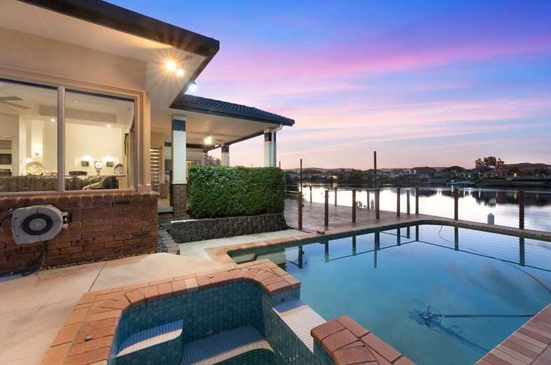 Waterfront Tranquillity and Single Level Sophistication (Ray White Broadbeach)