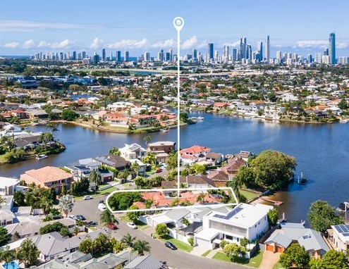 East-Facing Family Entertainer with Skyline Views // Single Level Home on Large 918m² Block (Ray White Broadbeach)