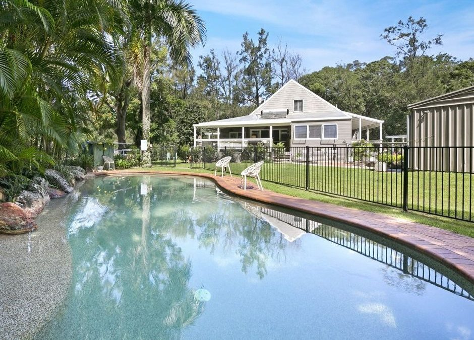 Peaceful and Private Hinterland Oasis (PRD Burleigh Heads)