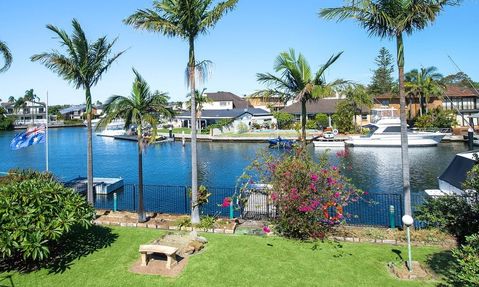 Secure Your Entry into an Aspirational Deep Waterfront Address (DJW Property)