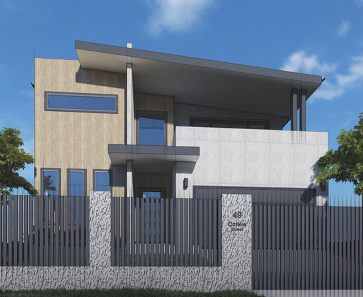 Brand-New Designer Home with Skyline Views (Harcourts Coastal)