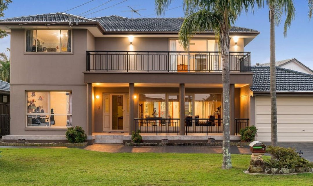 Sunshine, Space and Serenity in a Sought-After Street (DJW Property)