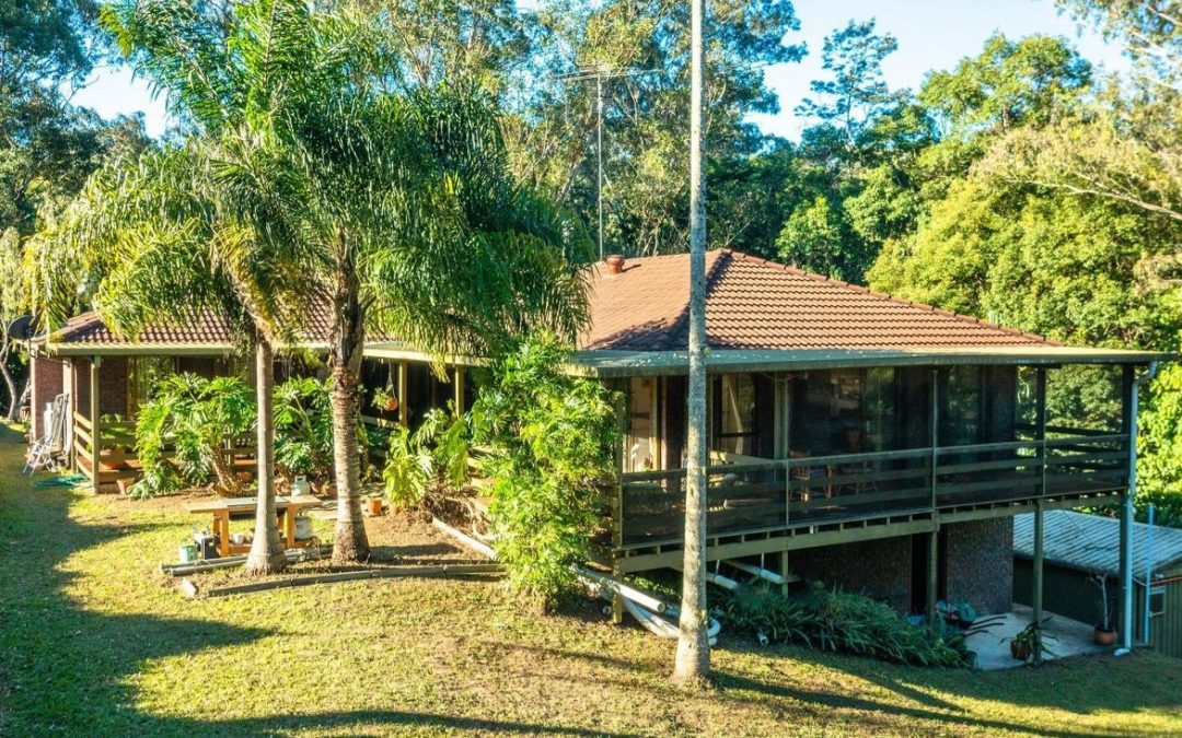 Peace, Privacy and Ample Potential on a Lush 1.5acre Block (QLD Sotheby's International Realty)
