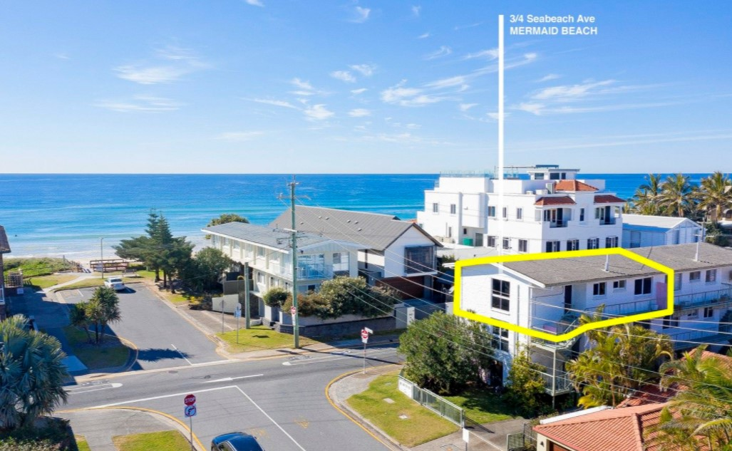 Your Endless Summer Starts Here, 50m from the Beach (Ray White Burleigh Heads)