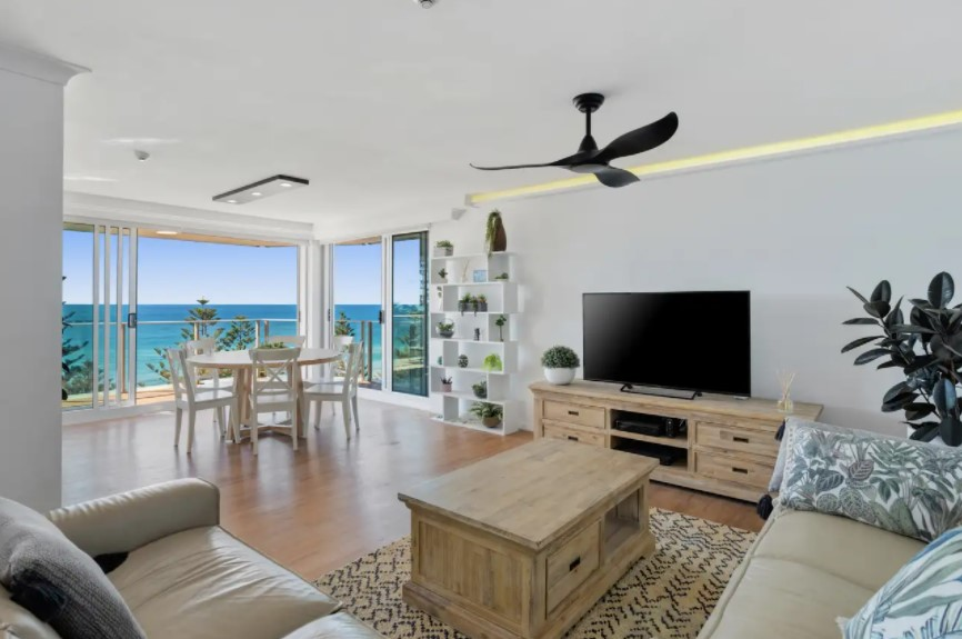 Beachfront Bliss in Burleigh – Don't Miss Out! (Ray White Surfers Paradise)
