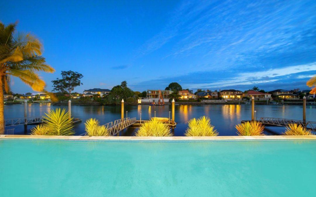 Modern Luxury on Main River (Harcourts Coastal)